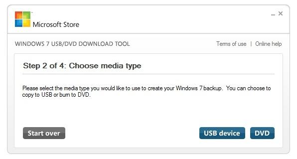 Microsoft retira windows 7 usb/dvd download tool