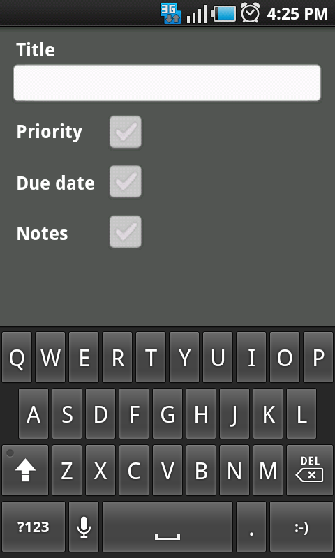 My priority date