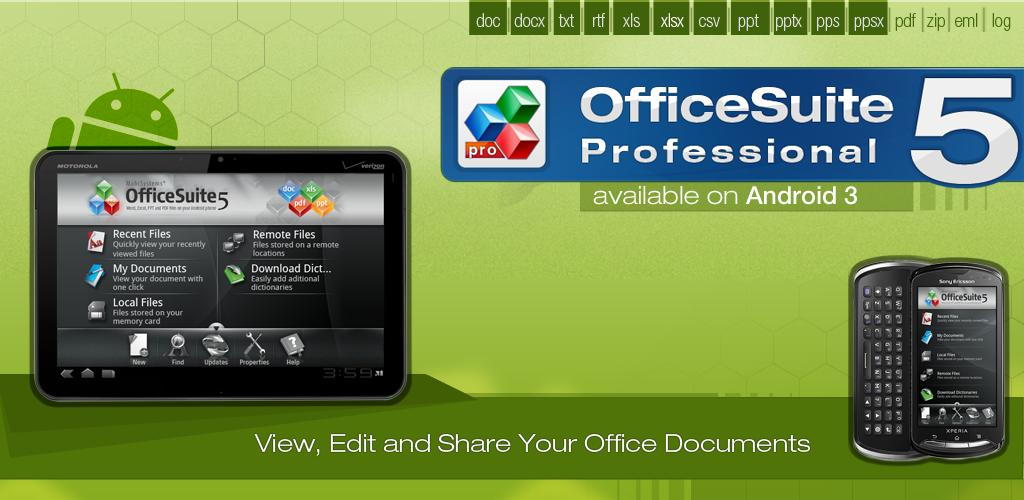 Officesuite Pro Apk Full Download - strongwindkart
