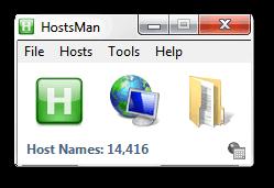 HostsMan