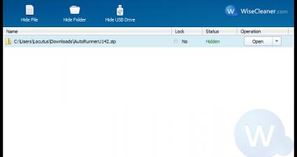 Wise Folder Hider Beta