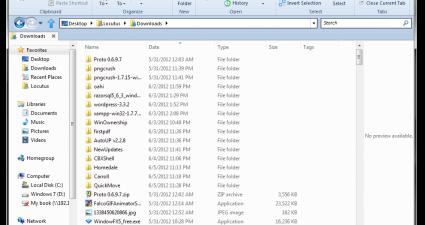 Better Explorer - Downloads