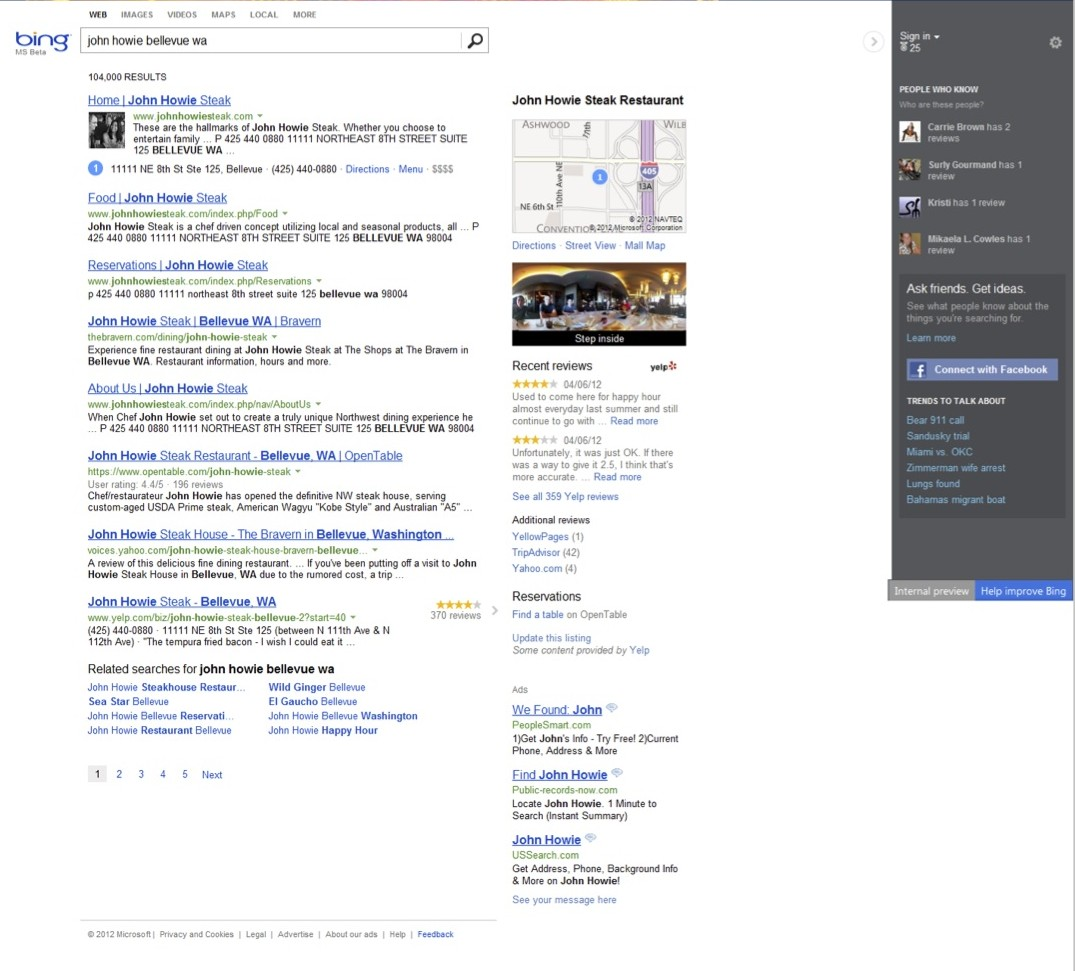 Bing Search Engine - Free downloads and reviews - CNET ...