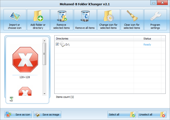 Mohaned-B Folder iChanger v2.1