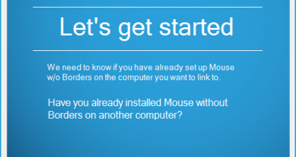 Mouse without Borders