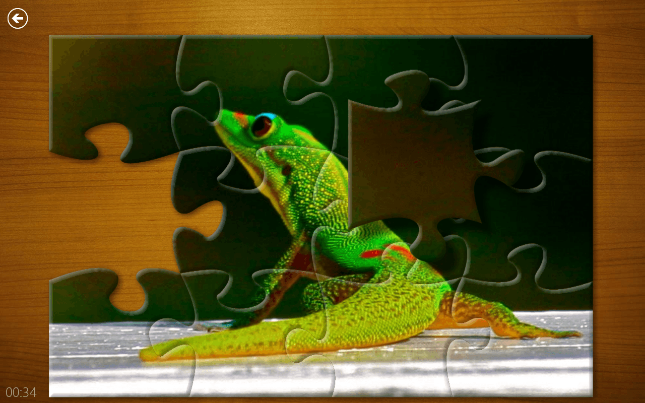Solve jigsaw puzzles on your PC with PuzzleTouch [Windows ...