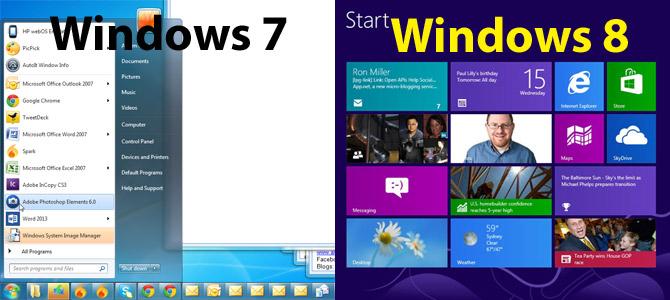 windows7vswindows8