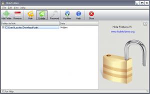 Hide Folders