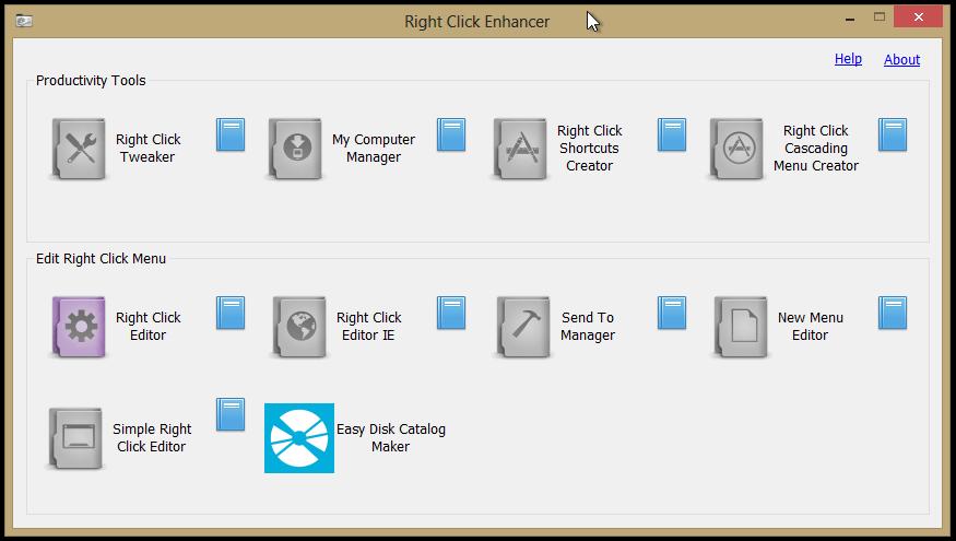 Right Click Enhancer