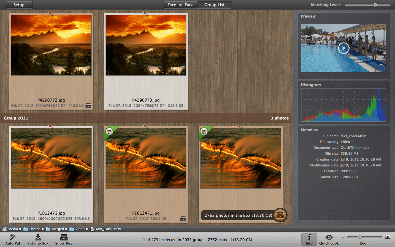 Duplicate Photos