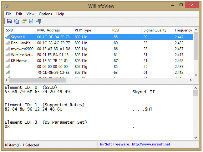 WifiInfoView