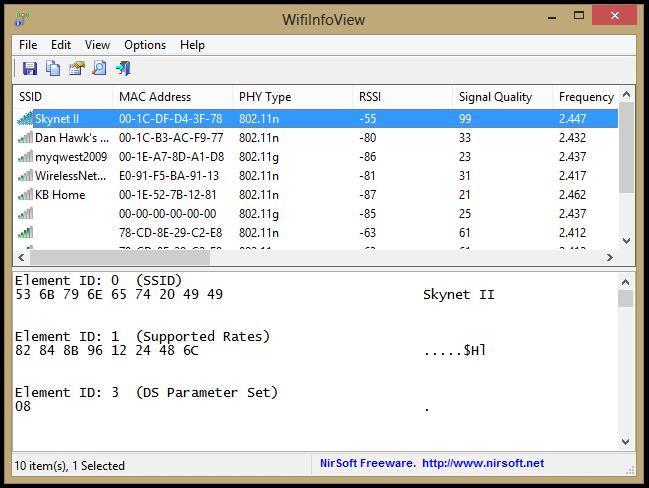 WifiInfoView