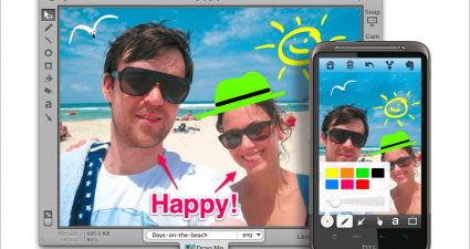 Skitch Annotation