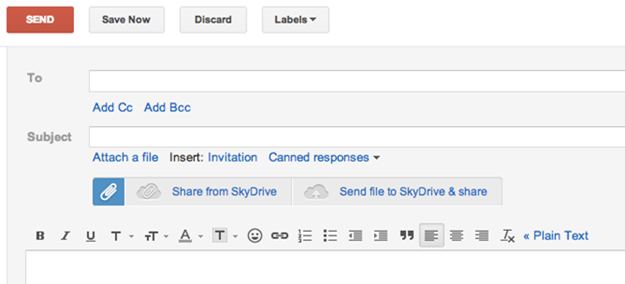 skydrive-gmail