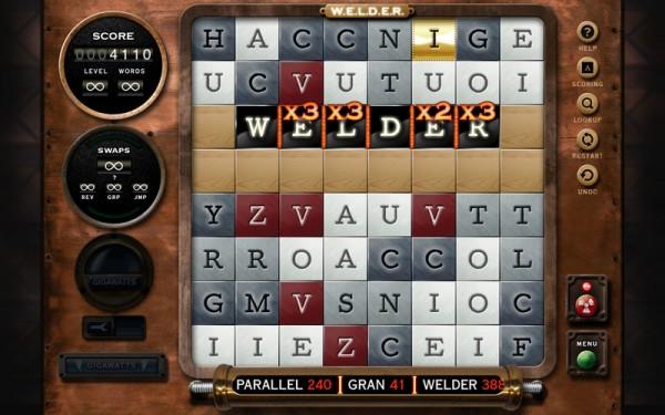 W.E.L.D.E.R. Gameplay