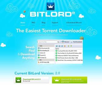 BitLord Screenshot