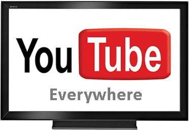 YouTube Everwhere