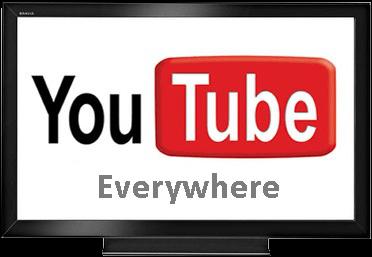 YouTube Everwhere