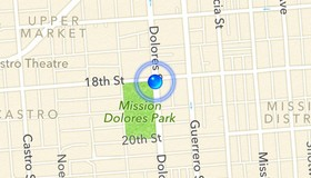 [iPhone] Share your location quickly with Moby Simple Location Sharing