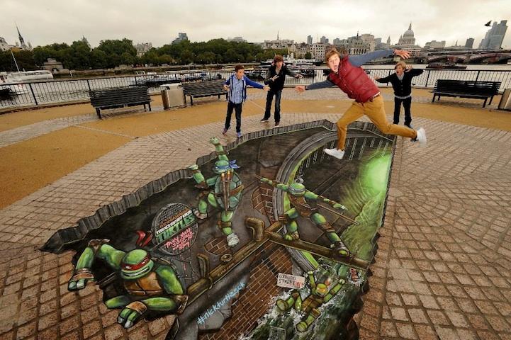 ninja_turtles_3d_art