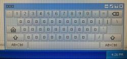Virtual Keyboard on older machines