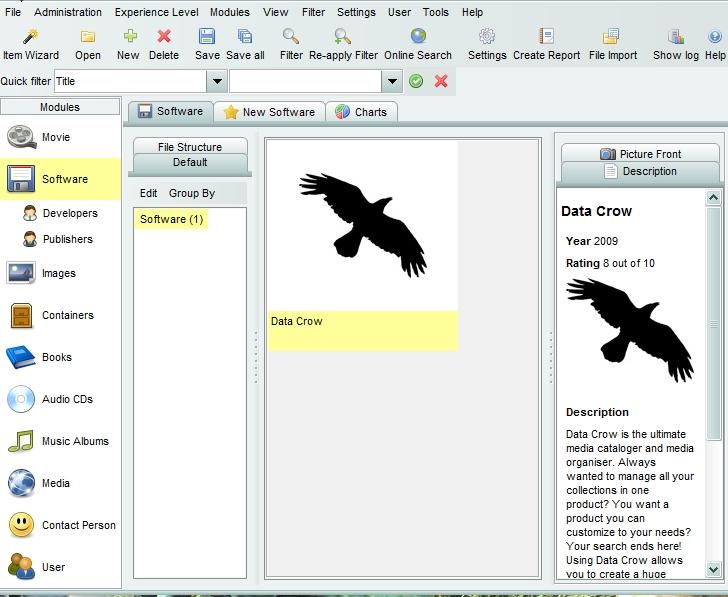 Data Crow