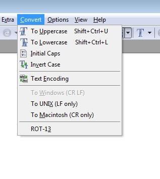EditPad Lite Screenshot