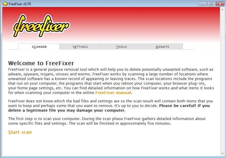 FreeFixer