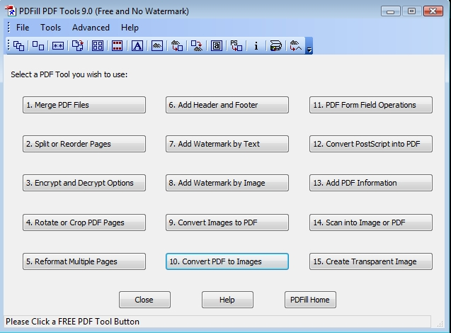 PDFill PDF Tools