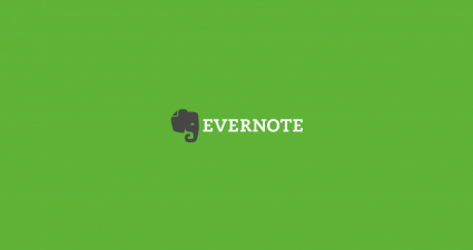 Evernote Splash Screen