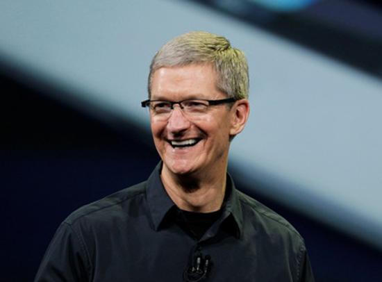 Apple CEO