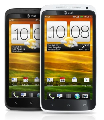 at and t htc one x