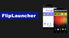 [Android] Launch apps from any screen or while in any app with FlipLauncher