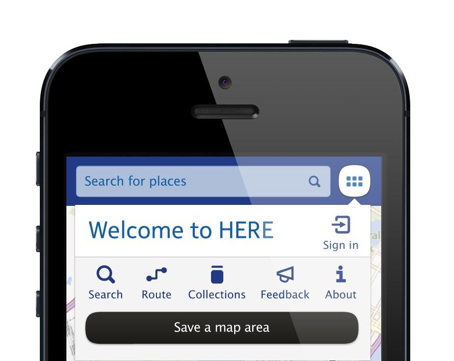 iPad GUI MockUp für PSD