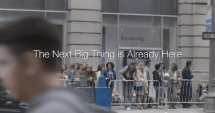 Samsung mocks iPhone 5
