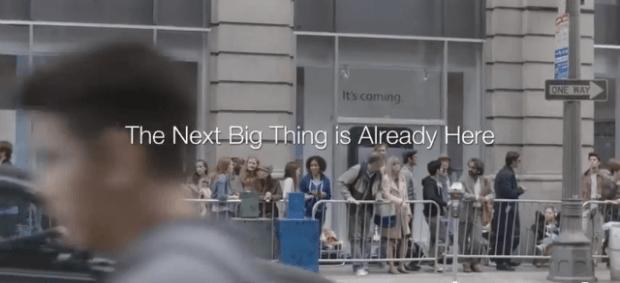 Samsung mocks iPhone 5