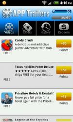 App Trailer Screenshot
