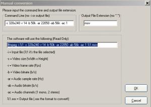 Eusing Free Video Converter Screenshot