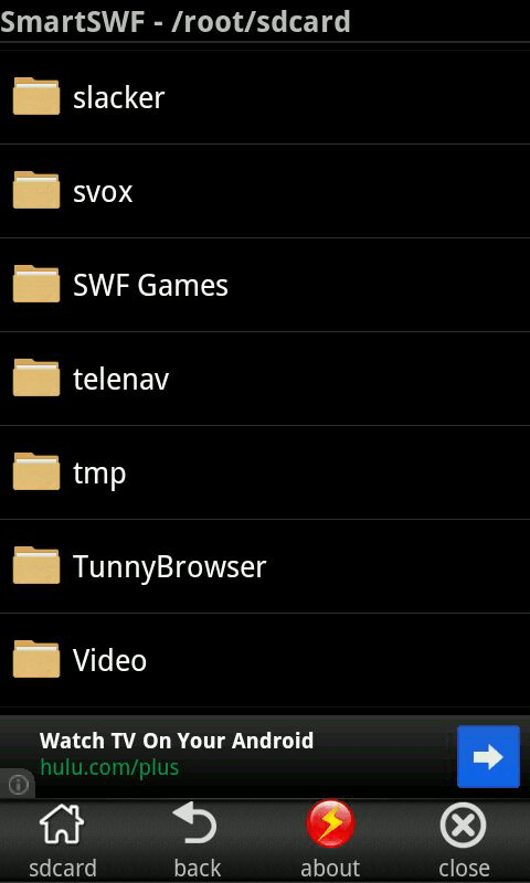 Smart SWF Player