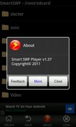 Smart SWR Player Screenshot