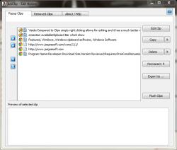 ArsClip Screenshot