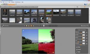Ashampoo Photo Optimizer 4 Screenshot