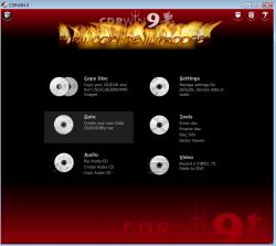 CDRWIN 9