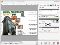 Easy Flyer Creator Screenshot