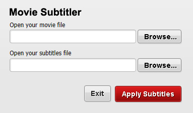 Free Movie Subtitler