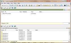 FreeCommander Screenshot