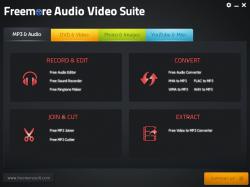 Freemore Audio Video Suite