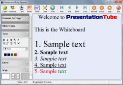 PresentationTube