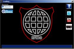 Radio Player X10 Sceenshot