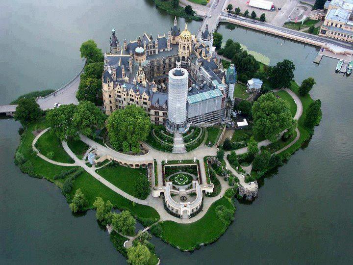 Schwerin_Castle